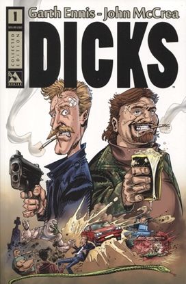 Picture of DICKS (COLOR ED) TP VOL 01 (MR)