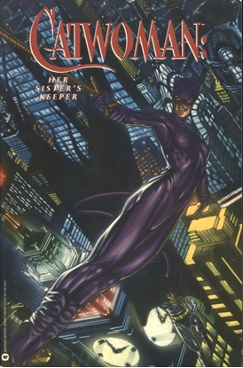 Picture of CATWOMAN HER SISTER'S KEEPER