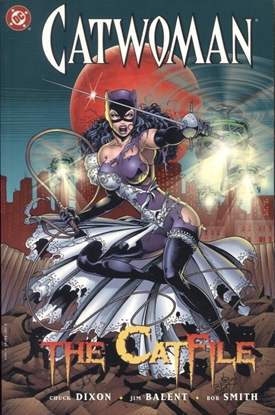 Picture of CATWOMAN THE CATFILE