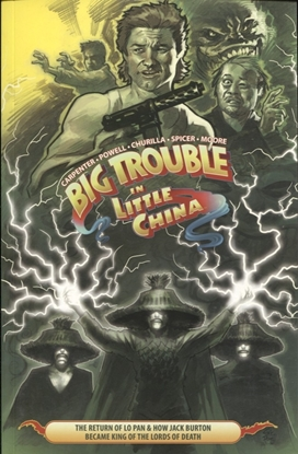 Picture of BIG TROUBLE IN LITTLE CHINA TP VOL 02