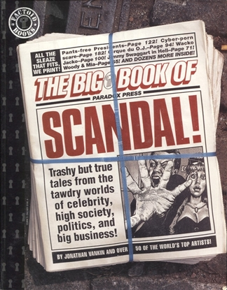 Picture of BIG BOOK OF SCANDAL
