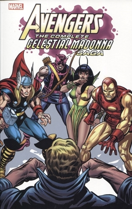 Picture of AVENGERS COMPLETE CELESTIAL MADONNA SAGA TP