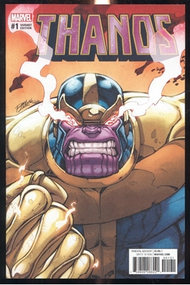 Picture of THANOS (2017) #1 LIM VAR