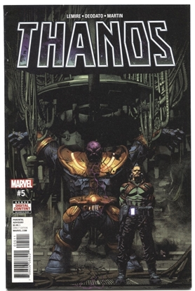 Picture of THANOS #5