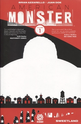 Picture of AMERICAN MONSTER TPB VOL 1