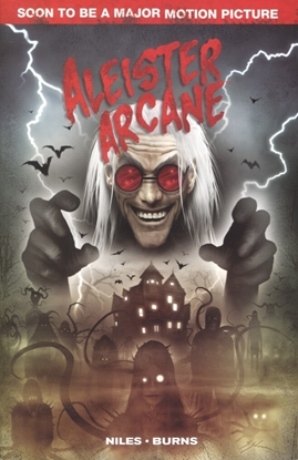 Picture of ALEISTER ARCANE TPB