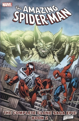 Picture of SPIDER-MAN COMPLETE CLONE SAGA EPIC TPB VOL 2 NEW PTG