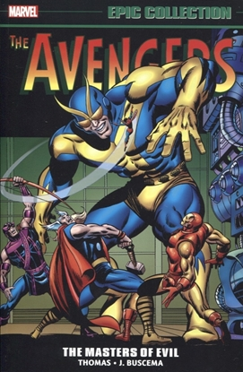 Picture of AVENGERS EPIC COLLECTION TP MASTERS OF EVIL