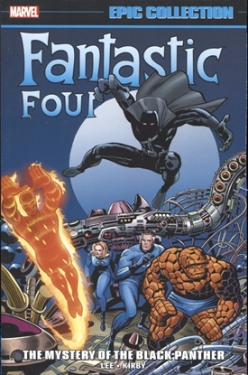 Picture of FANTASTIC FOUR EPIC COLLECTION TP MYSTERY OF BLACK PANTHER