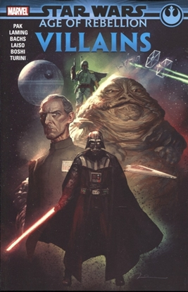 Picture of STAR WARS AGE OF REBELLION TP VILLAINS