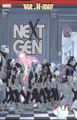 Picture of AGE OF X-MAN TP NEXTGEN