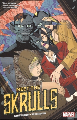 Picture of MEET THE SKRULLS TP