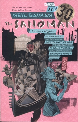 Picture of SANDMAN TP VOL 11 ENDLESS NIGHTS 30TH ANNIV ED (MR)