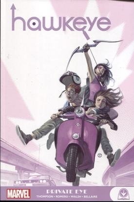 Picture of HAWKEYE GN TP PRIVATE EYE