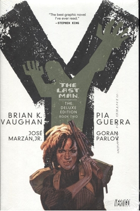 Picture of Y THE LAST MAN DELUXE EDITION HC VOL 02