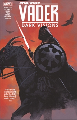 Picture of STAR WARS VADER DARK VISIONS TP