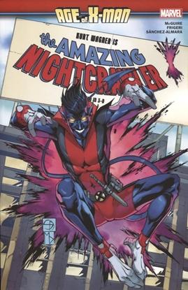 Picture of AGE OF X-MAN AMAZING NIGHTCRAWLER TP