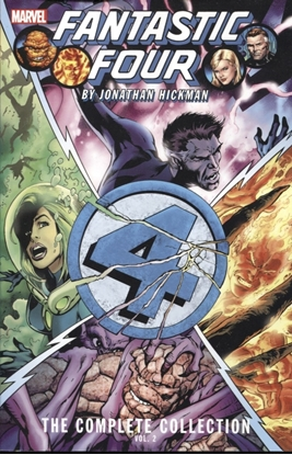 Picture of FANTASTIC FOUR COMPLETE COLLECTION TP VOL 02