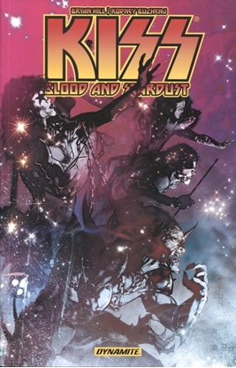 Picture of KISS BLOOD STARDUST TP