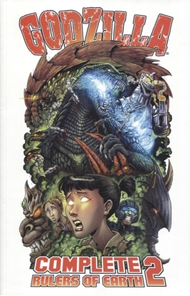 Picture of GODZILLA COMP RULERS OF EARTH TP VOL 02