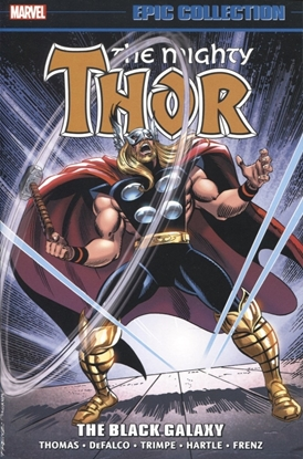 Picture of THOR EPIC COLLECTION TP BLACK GALAXY