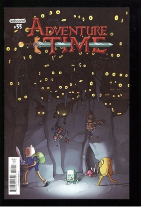 Picture of ADVENTURE TIME (2012) #55 NM