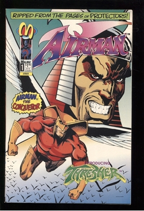 Picture of AIRMAN (1993) #1 9.2 NM-