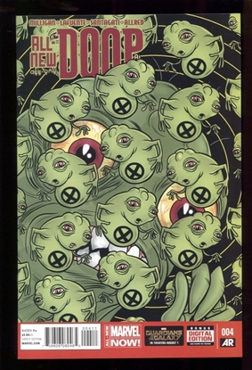 Picture of ALL NEW DOOP (2014) #4 NM