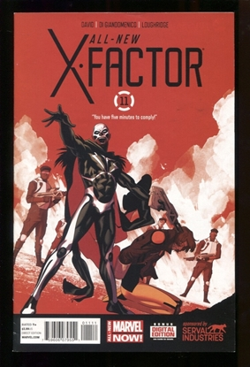 Picture of ALL NEW X-FACTOR (2014) #11 NM