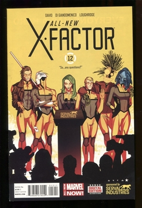 Picture of ALL NEW X-FACTOR (2014) #12 NM