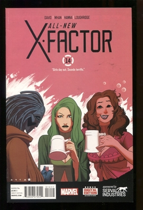 Picture of ALL NEW X-FACTOR (2014) #14 NM