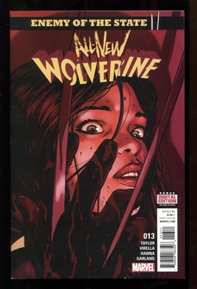 Picture of ALL NEW WOLVERINE (2015) #13 NM