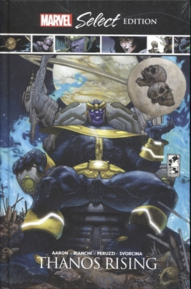 Picture of THANOS RISING MARVEL SELECT HC