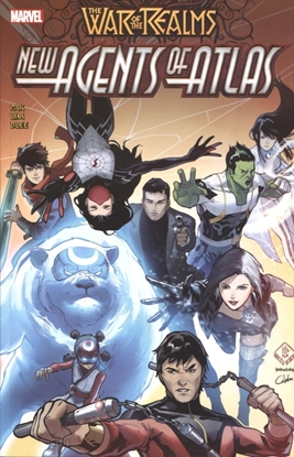 Picture of WAR OF REALMS NEW AGENTS OF ATLAS TP