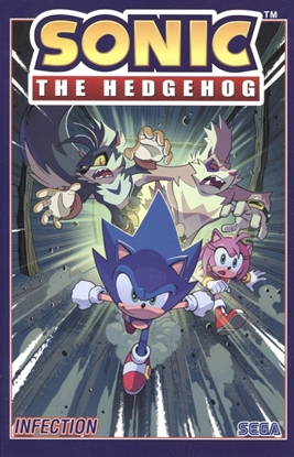 Picture of SONIC THE HEDGEHOG TP VOL 04 INFECTION