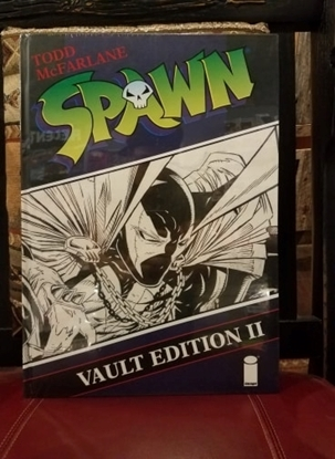 Picture of SPAWN VAULT ED HC VOL 02