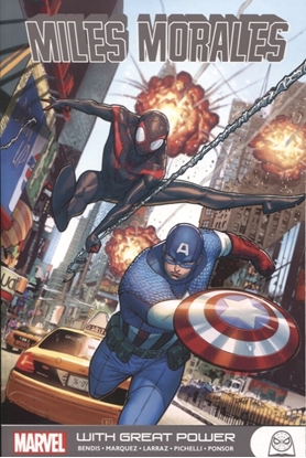 Picture of MILES MORALES GN TP WITH GREAT POWER