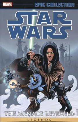 Picture of STAR WARS LEGENDS EPIC COLLECTION MENACE REVEALED TP VOL 02