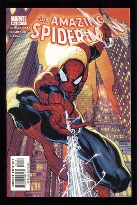 Picture of AMAZING SPIDER-MAN (1999) #50 9.4 NM