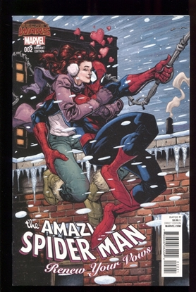 Picture of AMAZING SPIDER-MAN RENEW YOUR VOWS (2015) #2 STEGMAN VAR