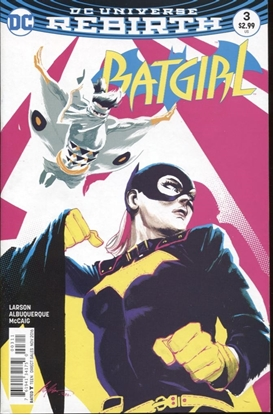 Picture of BATGIRL #3