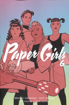 Picture of PAPER GIRLS TP VOL 06