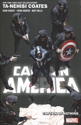 Picture of CAPTAIN AMERICA TP VOL 02 CAPTAIN OF NOTHING