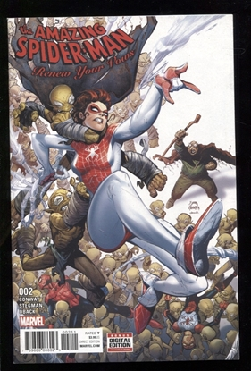 Picture of AMAZING SPIDER-MAN RENEW YOUR VOWS (2016) #2