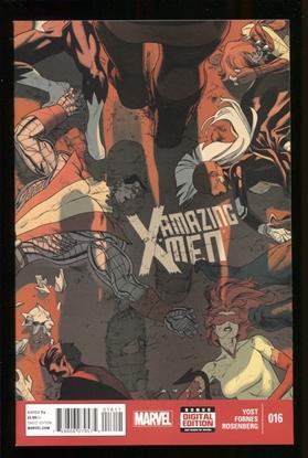 Picture of AMAZING X-MEN #16 NM