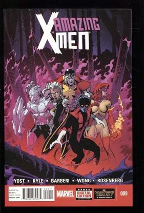 Picture of AMAZING X-MEN (2014) #9 NM