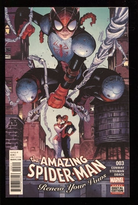 Picture of AMAZING SPIDER-MAN RENEW YOUR VOWS (2016) #3 NM