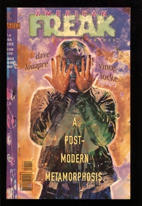 Picture of AMERICAN FREAK (1994) #1 9.6 NM+