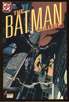 Picture of BATMAN THE GALLERY #1 9.2 NM-
