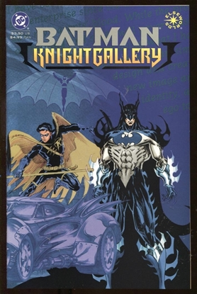 Picture of BATMAN KNIGHT GALLERY ELSEWORLDS #NN